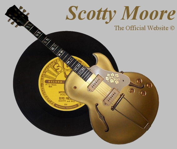 Scotty Moore the Offical Website logo
