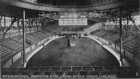 in chicago   pre 1934