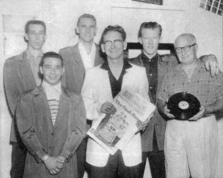 Scotty Moore Recollections Of Cecil Holifield Jr