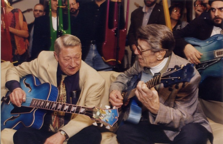 Scotty Moore The Blue Guitars