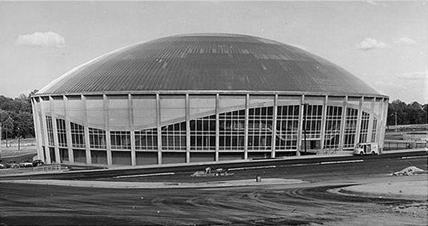 Scotty Moore Charlotte Coliseum Charlotte Nc