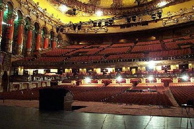 Scotty Moore The Fox Theater Detroit Mi