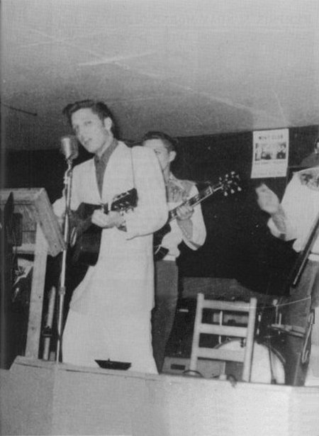 Scotty Moore Ksij And The Mint Club Gladewater Tx