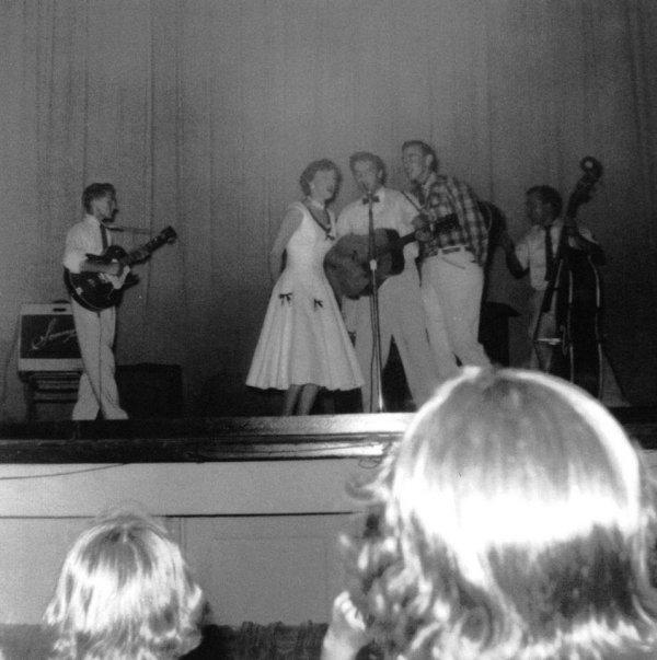 Scotty Moore Arkansas Municipal Auditorium Texarkana Ar