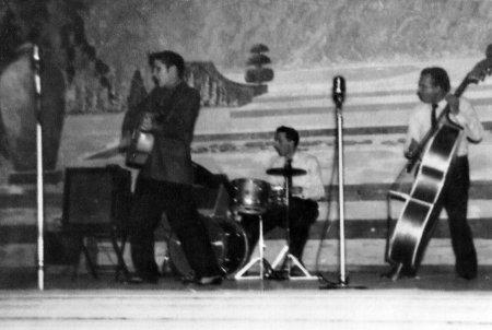 Patterson Wichita Falls >> Scotty Moore - Memorial Auditorium - Wichita Falls, TX